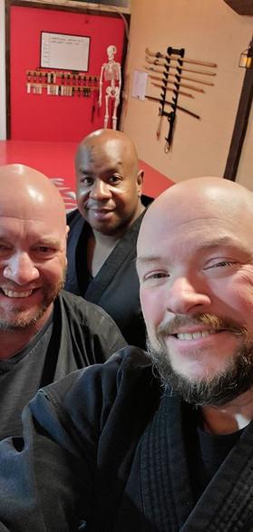 Tim, James & Eric