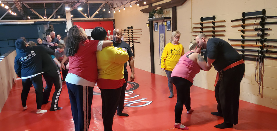 Women's Self Defense - Jan 2020