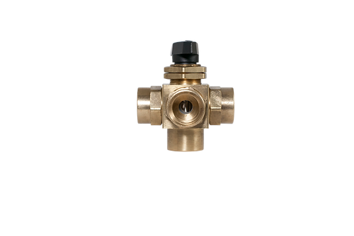 5222BV Series 5-Way Instrumentation Ball Valve