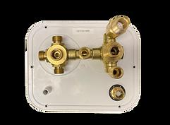 Anderson Brass RV water panel