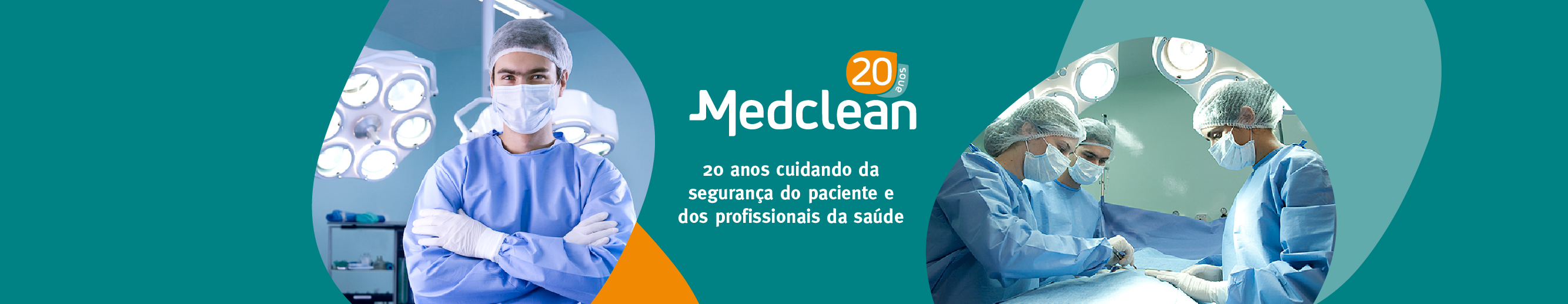 MedClean 20 anos_Banner site