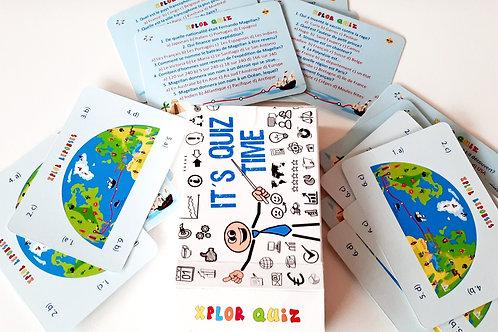 Xplor Quiz English Expansion Pack
