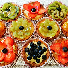 Fransk tartes aux fruits
