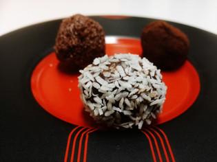 Truffes noel / sjokolade boller