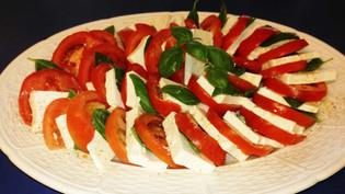 Tomat mozarella