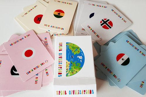Xplor Civilizations  Expansion Pack French