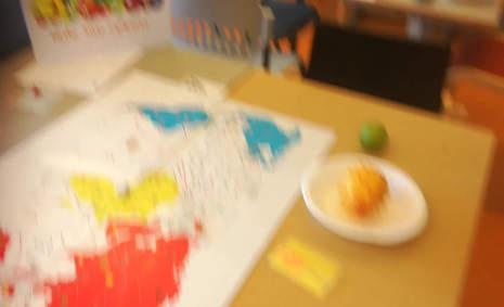 Taste workshop at the Oslo Internationn School