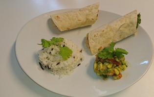 Tortillas og Guacamole