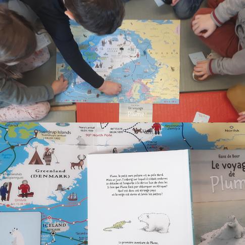Xplor Arctic workshop