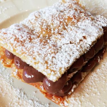 Mille feuille / Napoleon kake