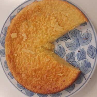 Cuajada Spanish dessert