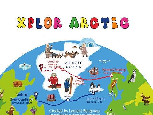 Xplor Arctic Norsk version