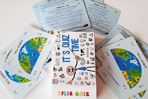 Xplor Quiz  French Expansion Pack