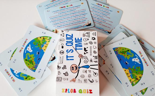 The xplor quiz expansion pack