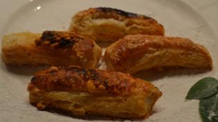 Fyrstikker med parmesan og paprika
