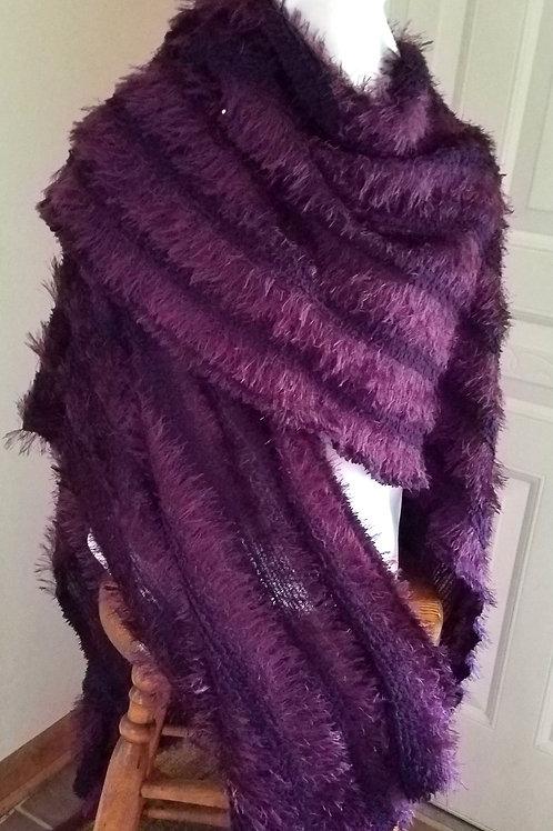 Purple Eyelash
