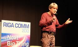 "ICT conference ""RIGA COMM 2013"""