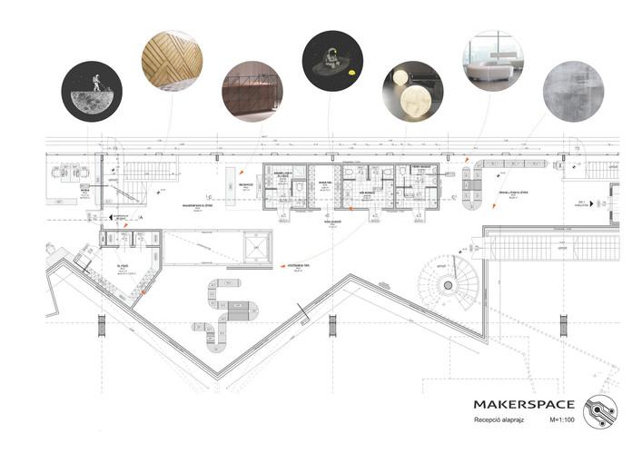 Makerspace és Űrkiállítás