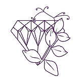 Diamond Dates Logo White Background - Sy