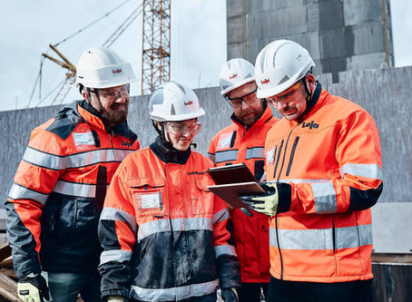 Työn murros – työympäristö muuttuu, muuttuvatko arvot? Mitä voi tarjota betoniteollisuus?