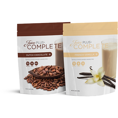 Chocolate Vanilla plant vegan protein powder meal replacement