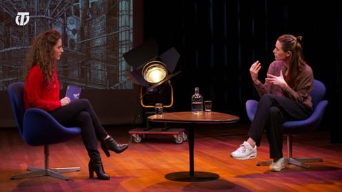 Talkshow BOUWSTOF (CAST) met Carlijn Kingma - December 2020