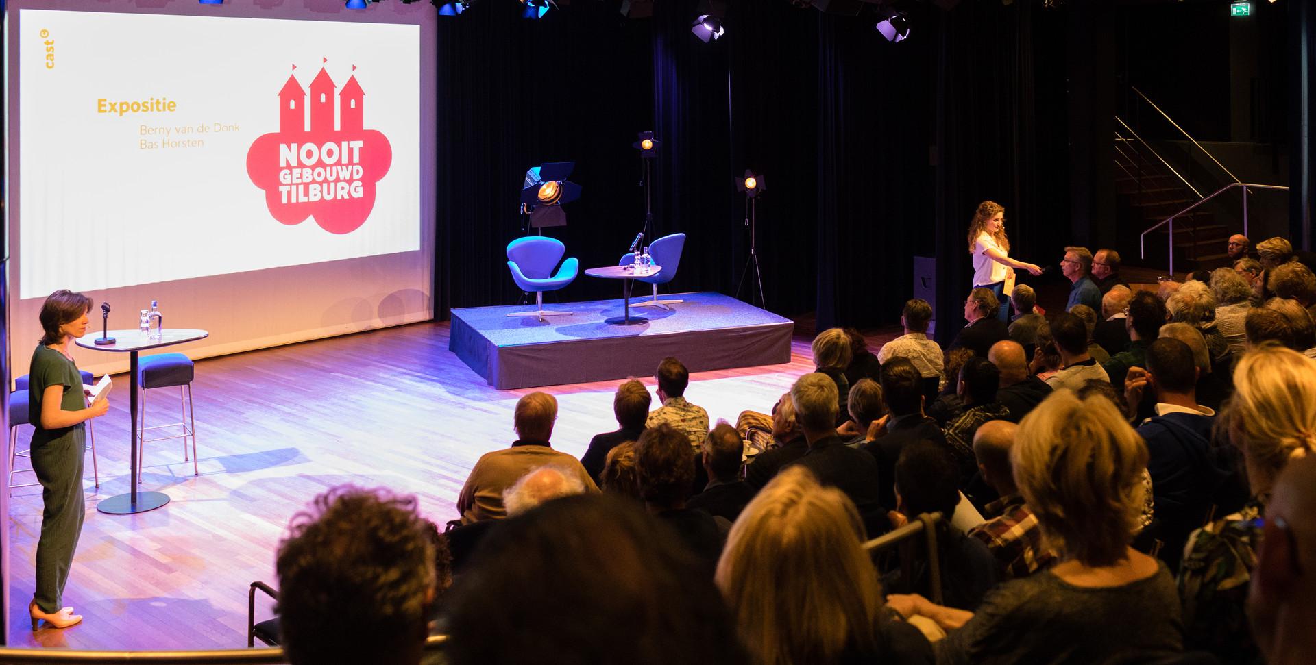 Talkshow Bouwstof