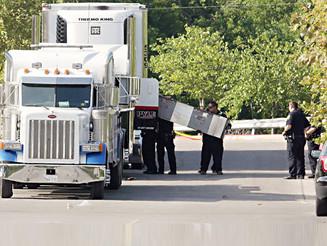 Tráfico de pessoas em caminhões põe em risco migrantes nos EUA