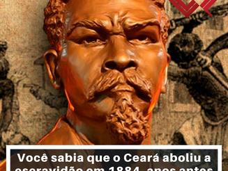 Você sabia que o Ceará aboliu a escravatura 4 anos antes da Lei Áurea?