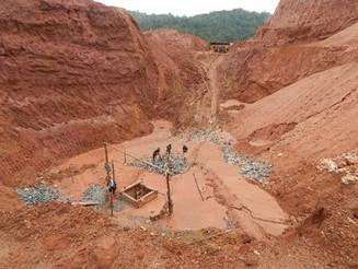 Operação combate trabalho escravo e mineração ilegal em garimpo no Amapá
