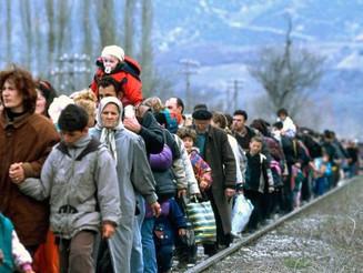 Crescimento do tráfico humano está relacionado ao aumento de fluxos migratórios