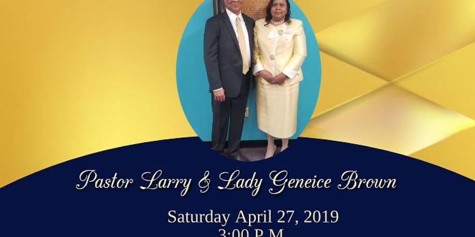 19th Pastoral & Church Anniversary