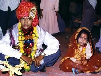Por ano, quase 14 milhões de meninas são obrigadas a se casar
