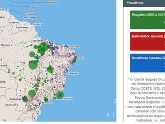 """MPT e OIT lançam """"Observatório Digital do Trabalho Escravo no Brasil"""""""