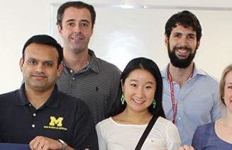 Alunos da Universidade de Michigan visitam a CTETP da UFMG