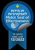 Midot Seal of Effectiveness