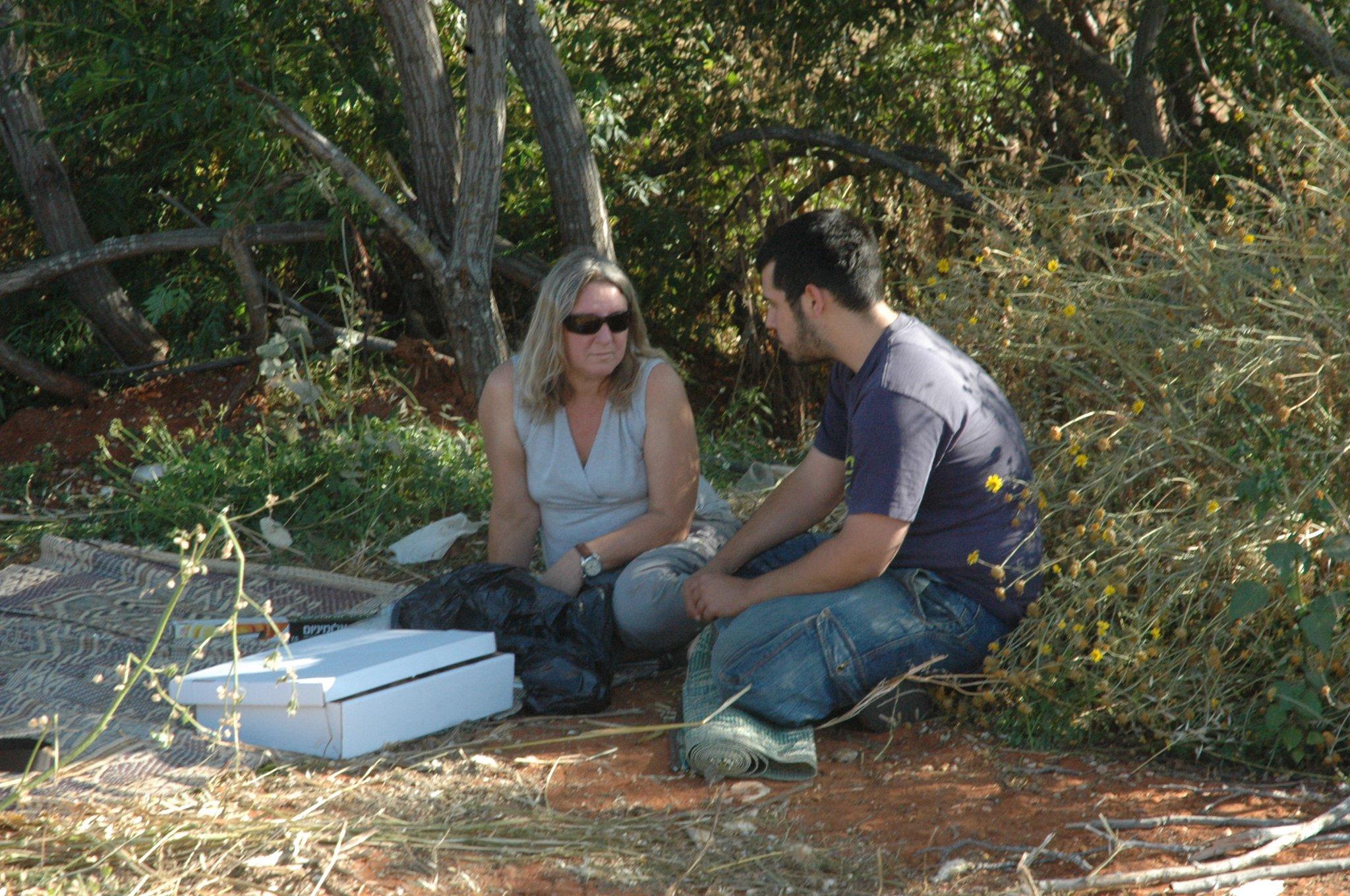 פעילות לג בעומר קבוצת בזק הוד השרון (3)