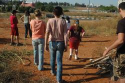 פעילות לג בעומר קבוצת בזק הוד השרון (4)
