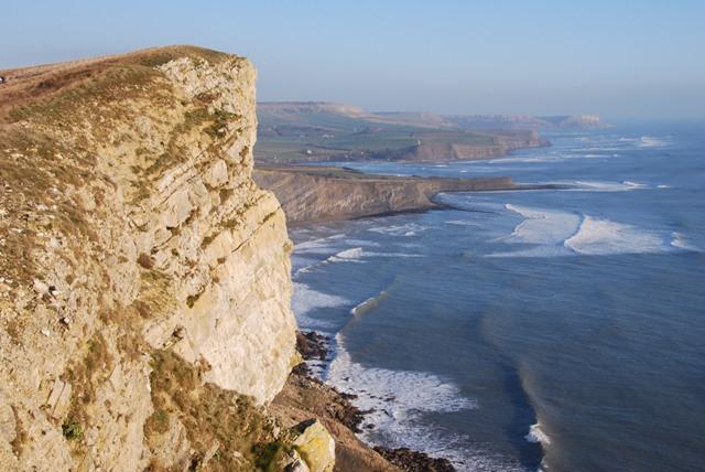 Purbeck Gad Cliff