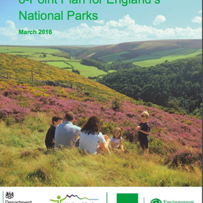Government publishes 8 Point Plan for National Parks in England
