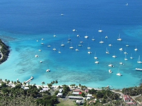 Why are the British Virgin Islands the Mecca of the Sailing World?