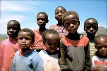 children in swaziland