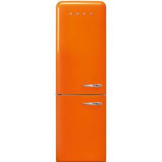 SMEG Over Under Fridge Orange.jpg