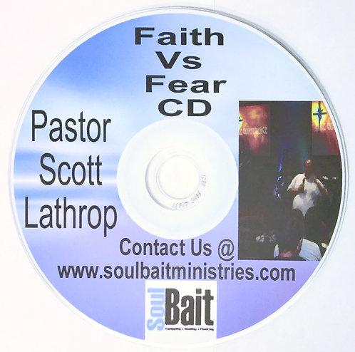 """CD - """"Faith vs. Fear"""""""
