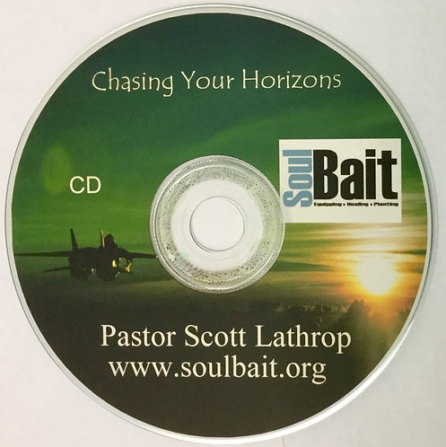 "CD - ""Chasing Your Horizons"""