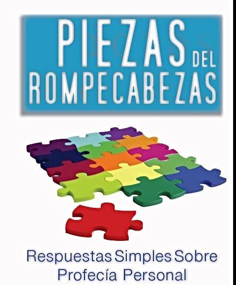 Piezas del Rompecabezas panfleto  - Spanish