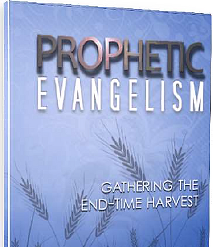 Book - Prophetic Evangelism