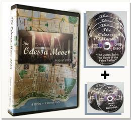 The Odessa Move - DVD Set
