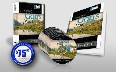 Hearing God's Voice, Level 1 - CD Set w/ Workbook