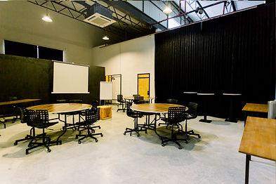Modüler Toplantı Odası